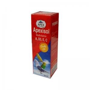 Apex İsol Kuşlar İçin Multivitamin 30 ml
