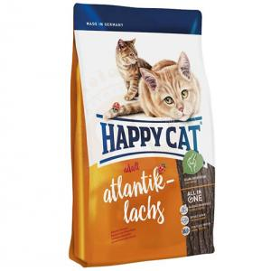 Happy Cat Atlantic Lachs Somonlu Kedi Maması 4 Kg