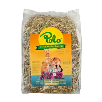 Polo Herbal Mix Kemirgen Otu 1 Kg