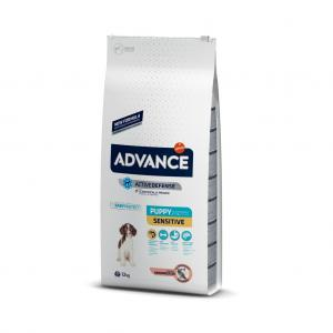Advance Puppy Sensitive Salmon Yavru Köpek Maması 12 Kg