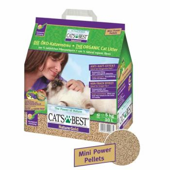 Cats Best Nature Gold %100 Organik Kedi Kumu 10L 5kg