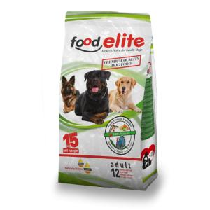Food Elite Hindi Etli Premium Köpek Maması 15 Kg