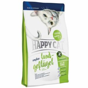Happy Cat Sensitive Land Geflugel Kedi Maması 4 kg
