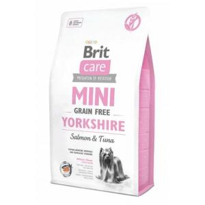Brit Care Mini Adult Yorkshire Somon - Tuna Balıklı Mama 2 Kg