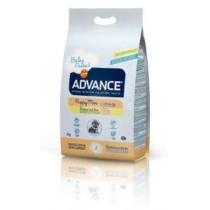 Advance Baby Protect Puppy Mini Irk Tavuklu Köpek Maması 3 Kg
