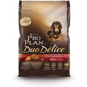Pro Plan Duo Delice Small Breed Salmon 2.5 kg