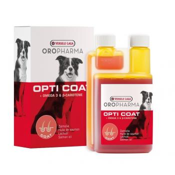 Versele Laga Oropharma Opti Coat Somon Yağı 250 Ml